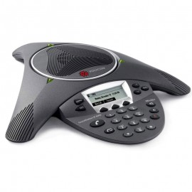 Polycom SoundStation IP 6000 Conference VoIP Phone