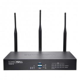 SonicWall TZ500 Wireless-AC Base Appliance