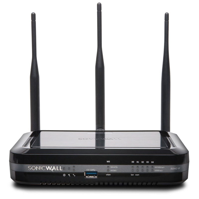 01 Ssc 0218 Soho Wireless N Base Appliance