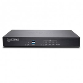 TZ600 Base Appliance plus 1-Year 8x5 Support