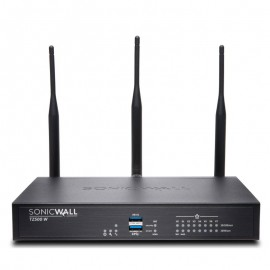 TZ500 Wireless-AC Secure Upgrade Plus with 2 Years CGSS