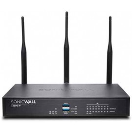 Sonicwall TZ500 Wireless-AC Intl Totalsecure (1 Year)