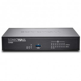 SonicWall TZ400 Secure Upgrade Plus (2 Years)