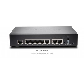 TZ400 Secure Upgrade Plus with 3 Years CGSS