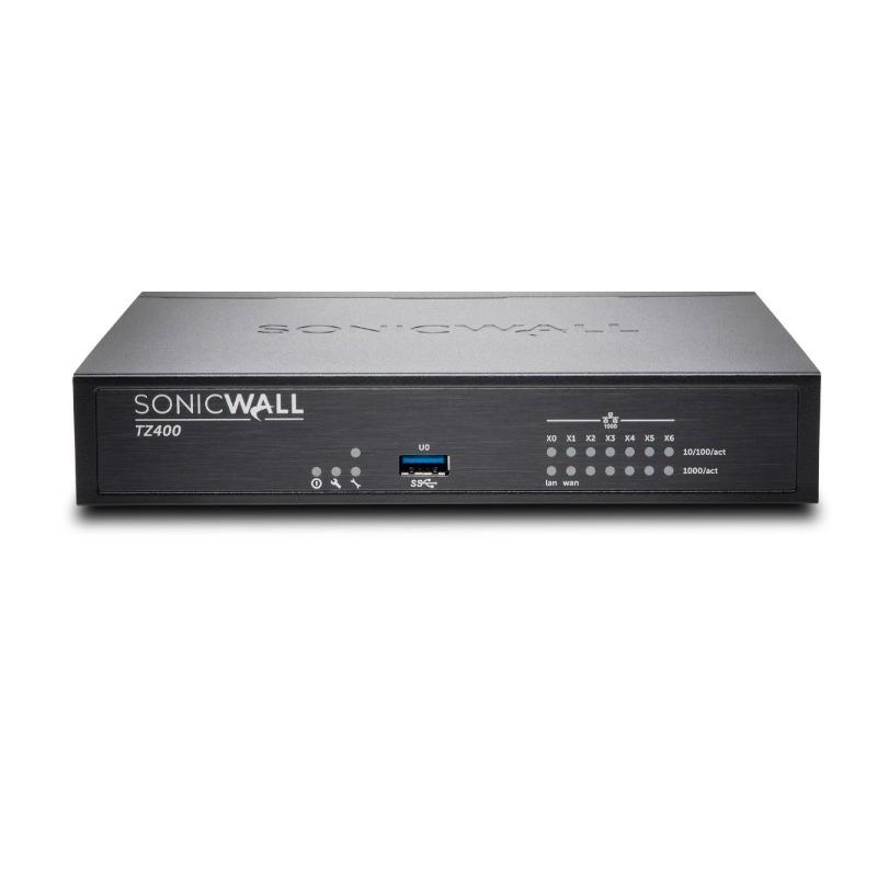 TZ400 TotalSecure Appliances