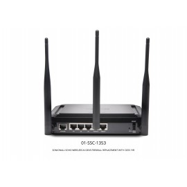 SOHO Wireless-N GEN5 Replacement Bundle with 1 Year CGSS