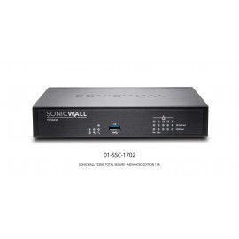 TZ300 TotalSecure Advanced Edition Appliance Bundle