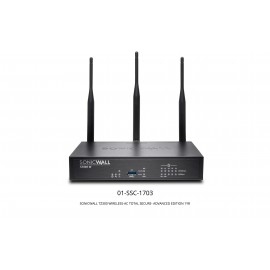 TZ300 Wireless-AC TotalSecure Advanced Edition Appliance Bundle