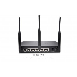 SonicWall TZ500 Wireless-AC Total Secure Advanced Edition (1 Year)
