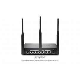 TZ400 Wireless-AC Secure Upgrade Plus Advanced Edition with 3 Years AGSS
