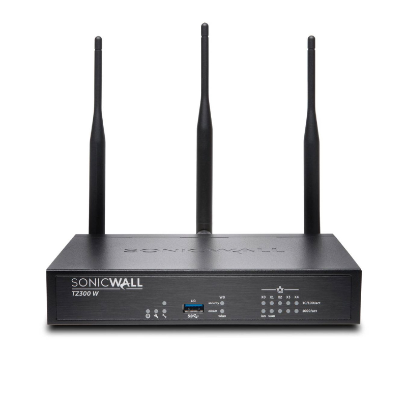 SonicWall TZ300 Wireless-AC Secure Upgrade Plus Advanced Edition (2 Years)