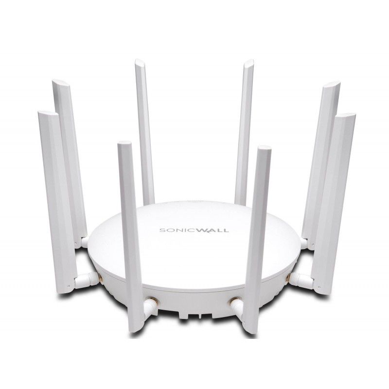 SonicWave 432e Wireless AP 8-Pk W/ Secure Cloud Wifi Mgmt + Support (5 Years) (No PoE)