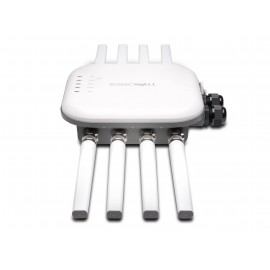 SonicWave 432o Wireless AP W/ Secure Cloud Wifi Mgmt + Support (1 Year) (No PoE)