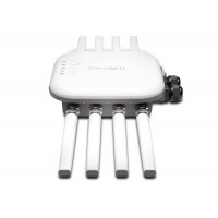 SonicWave 432o 4-Pack with 3-Year Activation and 24x7 Support (No PoE Injector) Appliances