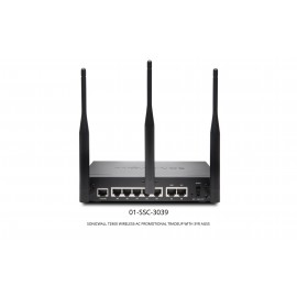 TZ400 Wireless-AC Promotional Tradeup With 3Yr AGSS