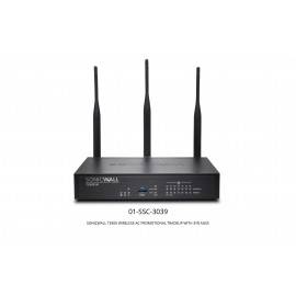 TZ400 Wireless-AC Promotional Tradeup With 3Yr Advanced Gateway Security Suite (AGSS)