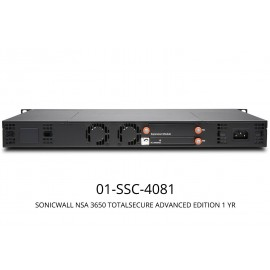 SonicWall NSA 3650 Totalsecure Advanced Edition (1 Year)