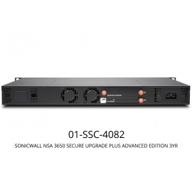 SonicWall NSA 3650 Secure Upgrade Plus Advanced Edition (3 Years)