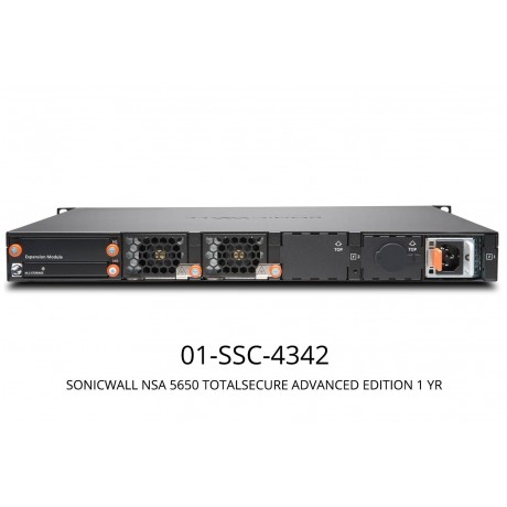 SonicWall NSA 5650 Totalsecure Advanced Edition (1 Year) Appliances