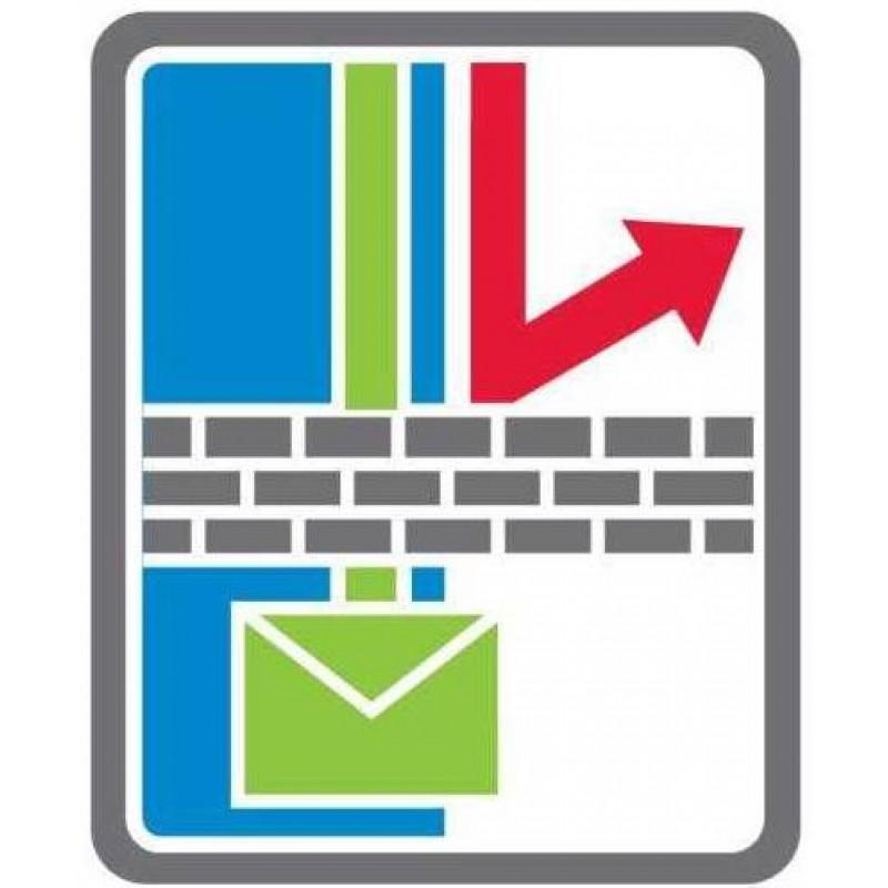 Comprehensive AntiSpam Service for NSA 3600 Series (1 Year) Anti-Spam