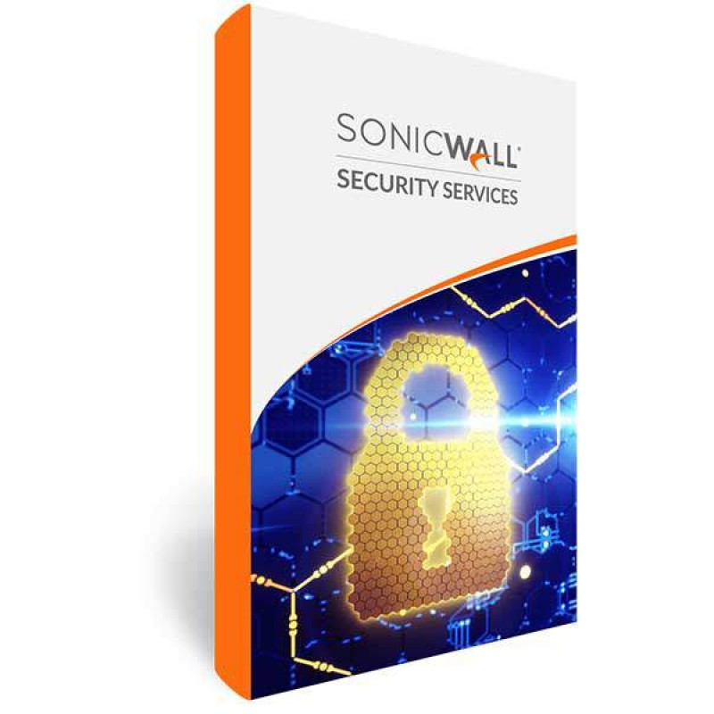 Advanced Gateway Security Suite Bundle For NSA 6650 1Yr