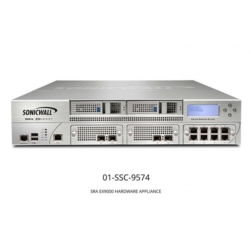 SonicWall SRA EX9000 Hardware Appliance Appliances