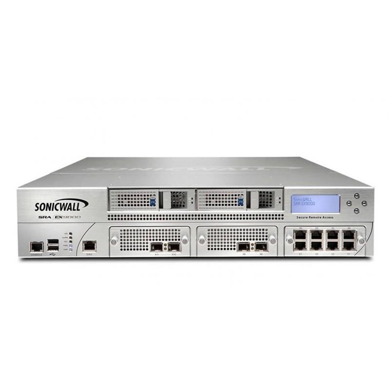 SonicWall SRA EX9000 Hardware Appliance