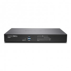 SonicWall TZ600 PoE Total Secure (1 Year)