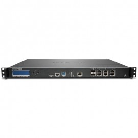 SonicWall SMA 7200 Bundle With FIPS, 300 Users + Support (1 Year)