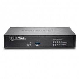 Sonicwall TZ300 Totalsecure Advanced - Cloud Management, 10Seat Endpoint Protection 2Yr