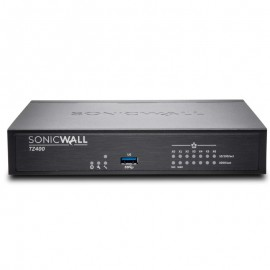 Sonicwall TZ400 Totalsecure Advanced - Cloud Management, 10Seat Endpoint Protection 2Yr