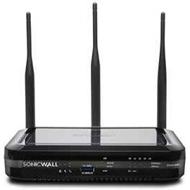 SonicWall SOHO 250 Wireless-N Total Secure Advanced Edition (1 Year)