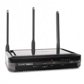 SonicWall SOHO 250 Wireless-N Secure Upgrade Plus (3 Years)