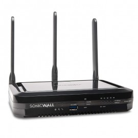 SonicWall Soho 250 Wireless-N Launch Promo With (3 Years) Agss And Cloud Management
