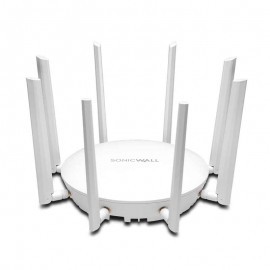 SonicWave 432i Wireless AP 8-Pk W/ Advanced Secure Cloud Wifi Mgmt + Support (5 Years) (No PoE)