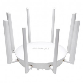 SonicWave 432e Wireless AP 8-Pk W/ Advanced Secure Cloud Wifi Mgmt + Support (5 Years) (No PoE)