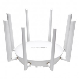 Sonicwave 432E Wireless Access Point With Advanced Secure Cloud Wifi Management And Support (5 Years) (Multi-Gigabit 802.3At Poe+) Intl
