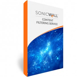 SonicWave 400 Series Content Filtering Security For 1 Access Point (3 Years)