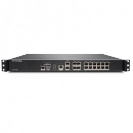 Sonicwall NSa 3600 With SSL VPN 200 User License And 24X7 Support (1 Year)