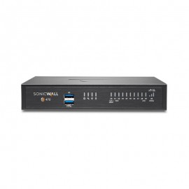 SonicWall TZ470 Total Secure (AGSS) Essential Edition (1 Year)