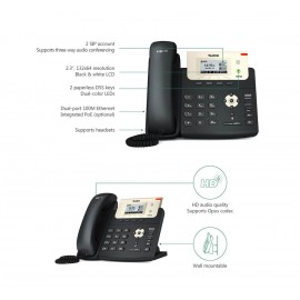 Yealink SIP-T21P-E2 VoIP Phone