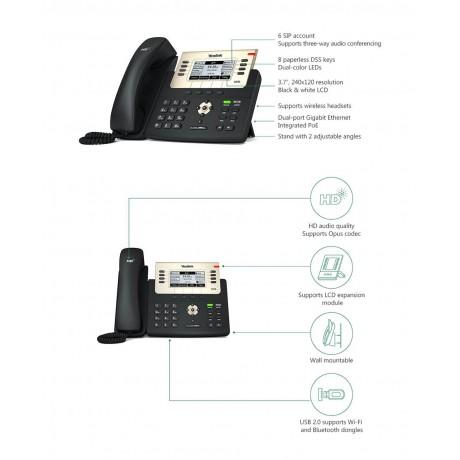Yealink SIP-T27G VoIP Phone Yealink