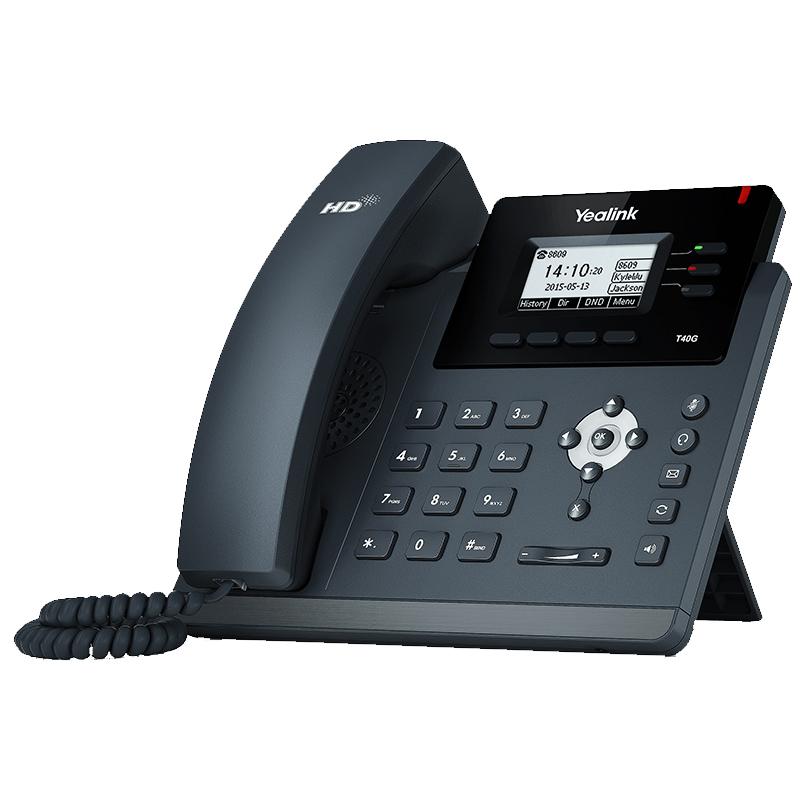 Yealink SIP-T40G Gigabit VoIP Phone Yealink