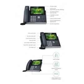 Yealink SIP-T48G Gigabit VoIP Phone