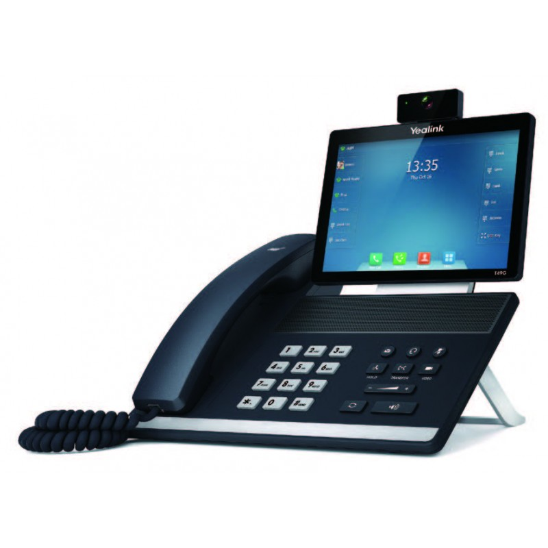 Yealink SIP-T49G / SIP VP-T49G Gigabit Video VoIP Phone Yealink