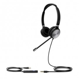 Yealink UH36 USB Wired Dual Headset (Teams Edition)