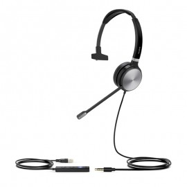 Yealink UH36 USB Wired Mono Headset (Teams Edition)